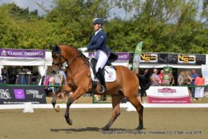Such an amazing week at Hickstead CDI3* 7
